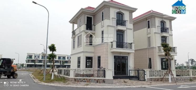 Hàng hiếm BT song lập 3 tầng Centa City VSIP - Bắc Ninh - rẻ nhất dự án ảnh 0