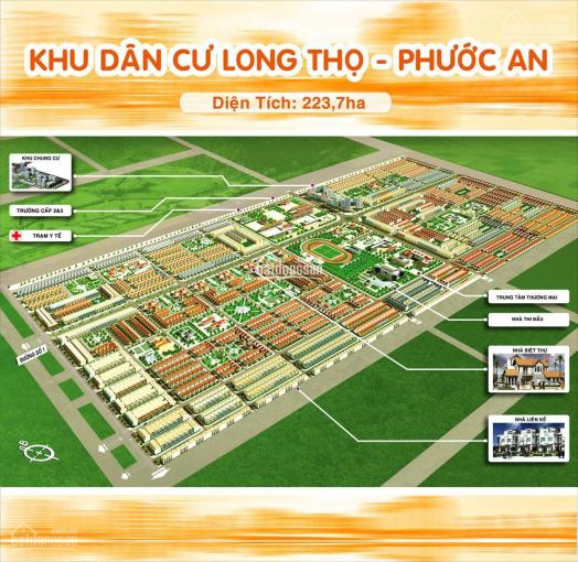 Bán dự án HUD và XDHN Long Thọ, Nhơn Trạch, ĐN, xử lý nhanh cho khách hàng mùa dịch ảnh 0