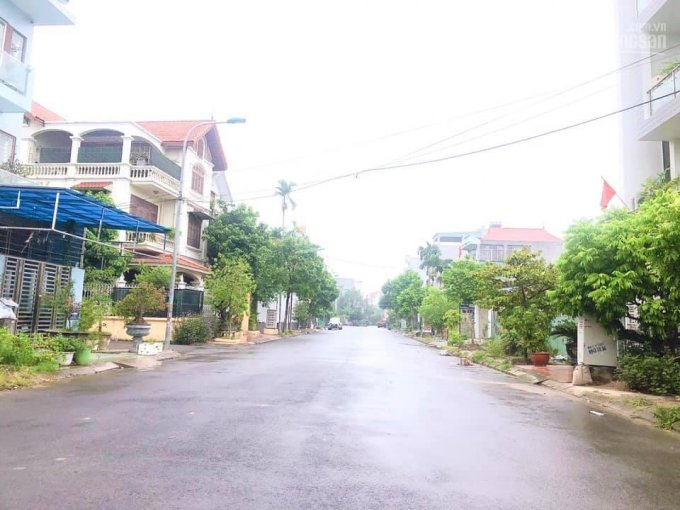 Bán 2 lô đất liền kề xây biệt thự mặt đường Nguyễn Đồn - Hải An. 0972889369 ảnh 0