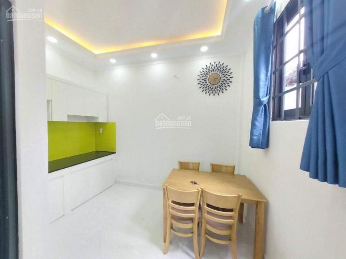Bán nhà HXH Bình Thạnh giá rẻ Nơ Trang Long, 28m2 chỉ có 3.35 tỷ ảnh 0