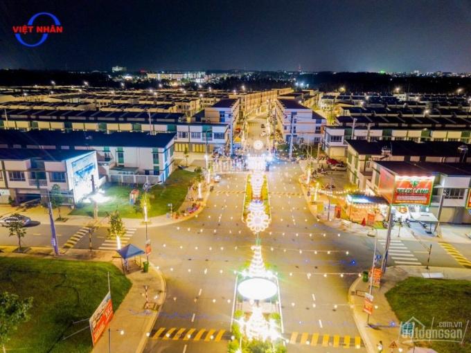 Chỉ cần 900 triệu là có thể sở hữu nhà phố 2 mặt tiền đối diện trường Đại Học Quốc Tế Việt Đức BD ảnh 0