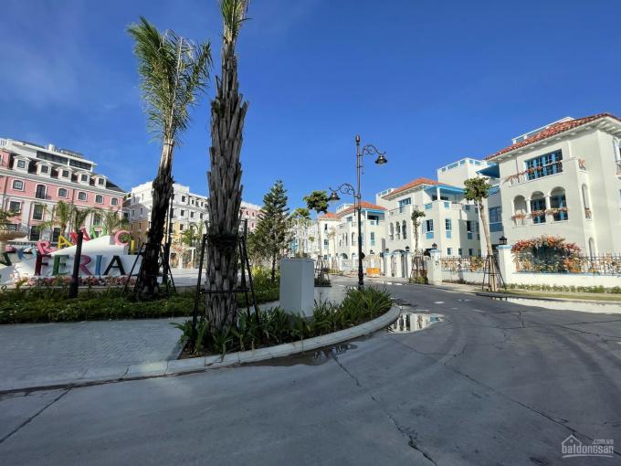 Bán căn song lập duy nhất view công viên cách biển 50m dự án Sun Feria Hạ Long ảnh 0