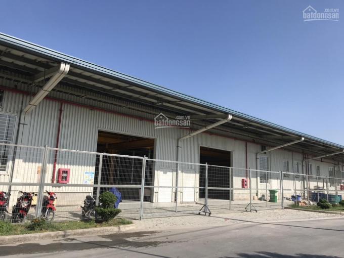 Nhà xưởng cho thuê tại khu công nghiệp Lê Minh Xuân 3 ảnh 0