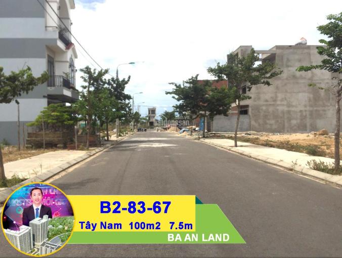 Bán lô đất đối diện bệnh viện Nam Hòa Xuân, Đà Nẵng giá chỉ 3 tỷ ảnh 0