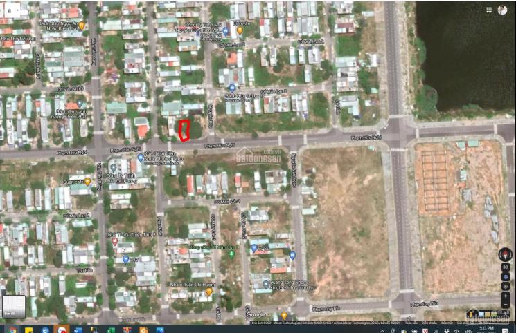 Bán lô đất đường 10m5 Phạm Hữu Nghi mà giá chỉ ngang đường 7m5 - gần Văn Tiến Dũng ảnh 0