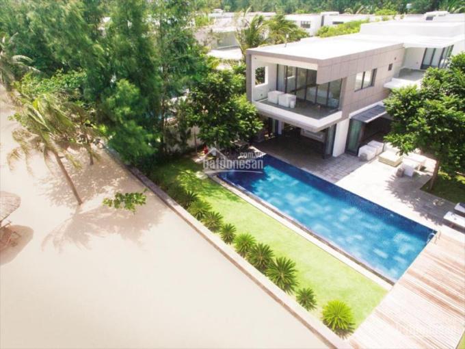 Cần tiền bán gấp villas mặt tiền biển Sanctuary Hồ Tràm 27 tỷ full nội thất, đã có sổ hồng ảnh 0