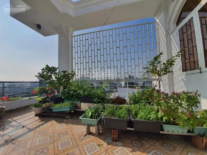 Sốt! Nhà phố HXH + sân vườn rau sạch quanh năm Lê Văn Thọ, Gò Vấp, giá 5 tỷ 4, LH 0398116768 ảnh 0
