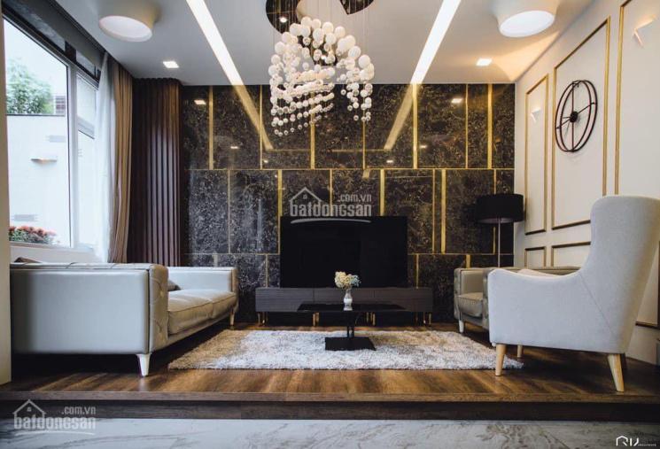 Biệt thự đẳng cấp giữa lòng sài gòn, BT giáp Phú Nhuận 8*13m, 4 tầng, full nội thất CC, chỉ 14.5tỷ ảnh 0