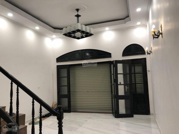 Cho thuê nhà biệt thự ô tô đỗ cửa phố Đội Cấn 100m2 x 4 tầng, MT 6m, 20 triệu/tháng, LH 0818011234 ảnh 0