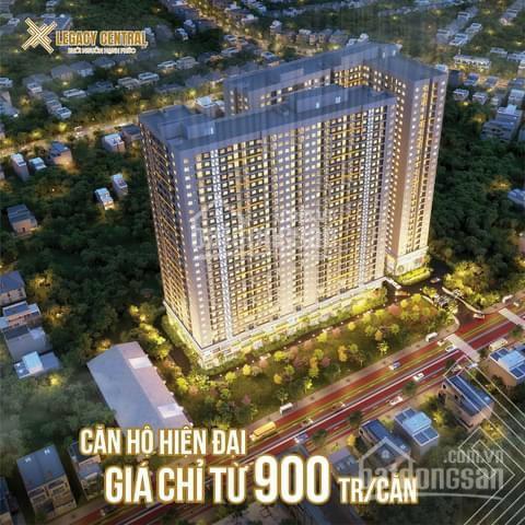 Tài chính hơn 200 triệu có nên mua chung cư Legacy Central ảnh 0