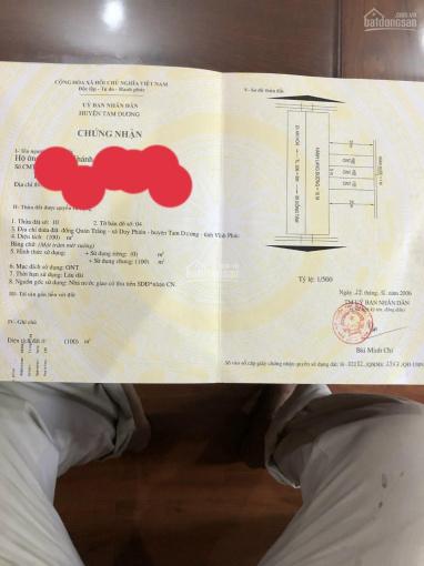 Bán đất Tỉnh Lộ 306 - Duy Phiên. Chính chủ giá tốt chỉ 19,5tr/m2 ảnh 0