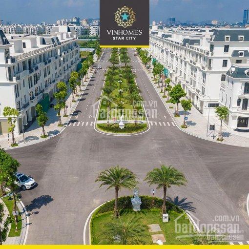 Bán căn liền kề Đông Nam 160 m2 giá 6,8 tỷ miễn phí 3 năm dịch vụ tại Vinhomes Star City Thanh Hóa ảnh 0