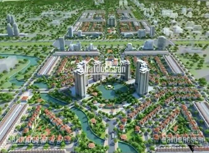 Chính chủ cần bán 02 lô liền kề, lô góc, đường 24m2 khu đô thị Cienco 5 Mê Linh, giá 2xTr/m2 ảnh 0