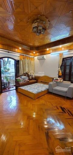 Nhà phân lô Nguyễn Chí Thanh, ô góc, 3 mặt thoáng, hai bên oto dừng đỗ. DT 55m2, 5 tầng, MT 5.2m ảnh 0