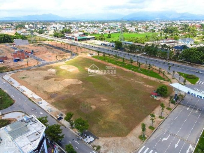 Bán đất 125m2 P. Nghĩa Chánh, trung tâm TP Quảng Ngãi. Giá chỉ 1.1 tỷ ảnh 0