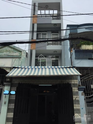 Cần bán nhà MT hẻm 8m chính chủ, Lê Văn Thọ, P9. DT 3.5X17m, CN 59m2, giá: 6.9 tỷ ảnh 0