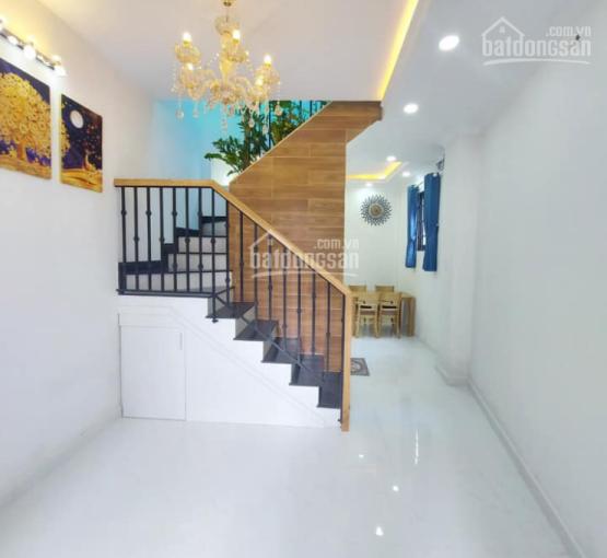 Bán nhà mới! Tặng nội thất Nơ Trang Long, P. 12, Bình Thạnh 29m2 giá 3,35 tỷ ảnh 0