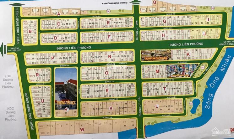 Chủ đất gửi bán nhanh các nền đất tại KDC Sở Văn Hóa Thông Tin, Liên Phường, Q9. Sổ đỏ vị trí đẹp ảnh 0