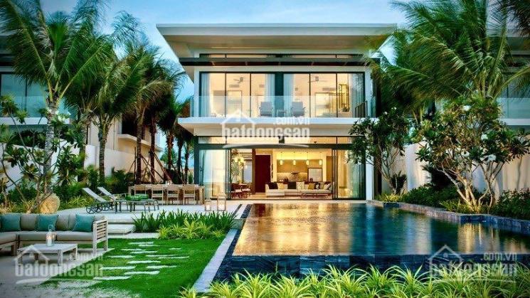 Bán villa Melia Hồ Tràm 3 - 4 PN DT: 835 -986m2 mặt tiền trực diện biển hiếm nhất, full nội thất 5* ảnh 0