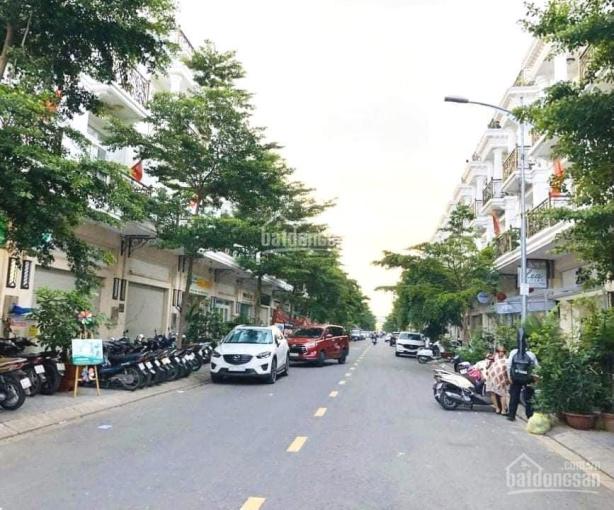 Bán khu phố thương mại Cityland Trần Thị Nghỉ, Gò Vấp, 100m2 (5x20m) 4 tầng, 18,5 tỷ ảnh 0