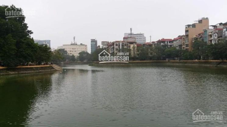 Chính chủ bán nhà mặt hồ Láng, Nguyễn Chí Thanh 75m2 * 4T, vị trí cực đẹp, giá 17.3 tỷ! ảnh 0