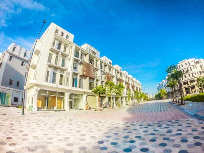 (giá tốt nhất)chỉ hơn 7 tỷ(30%) sở hữu nhà phố đi bộ đường 20 m trung tâm hà nội, DT sàn XD: 264 m2 ảnh 0