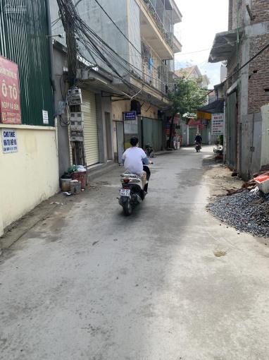 Chỉ 1 tỷ 30tr có 32m2 đất thị trấn Trạm Trôi, huyện Hoài Đức, Hà Nội, ngõ nông gần khu đô thị ảnh 0