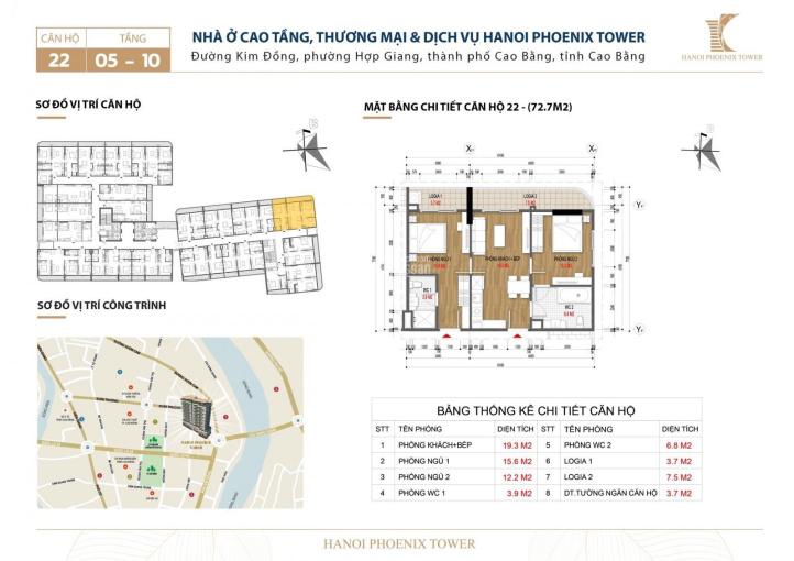 Cần bán căn hộ chung cư 2 phòng ngủ, phố Kim Đồng, TP Cao Bằng giá chỉ 2,1 tỷ, liên hệ 0978108766 ảnh 0