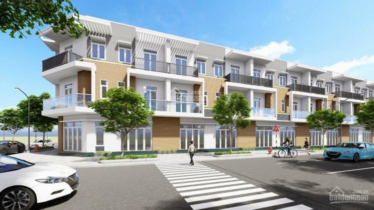 Bán nhà liền kề trung tâm Trảng Bom, giá F0, thanh toán linh hoạt, CK cao, LH: 0902.432.727 ảnh 0