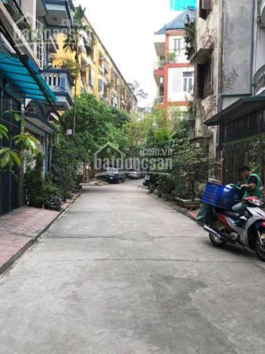 Bán nhà khu phân lô cán bộ Võng Thị - Tây Hồ, ô tô vào nhà, giá 8.5 tỷ ảnh 0