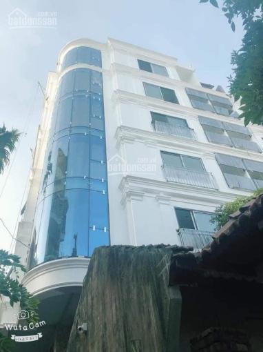Bán nhà Võng Thị, toà nhà dịch vụ cao cấp view Hồ Tây. DT 150m2 MT 8m, 7 tầng thang máy, chỉ 35 tỷ ảnh 0