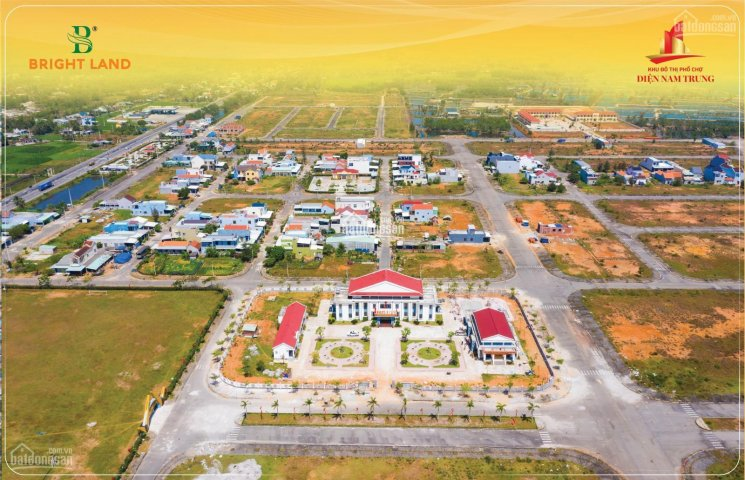Vỡ nợ, bán gấp lô đất đối diện cổng chợ Điện Nam Trung, giá rẻ hơn thị trường 200 tr ảnh 0