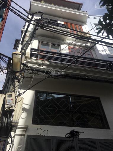 Bán nhà giảm giá mùa Covid Hào Nam, 40m2, 4 tầng, mt 4,5m ngõ thông 3 gác, nhỉnh 4 tỷ ảnh 0
