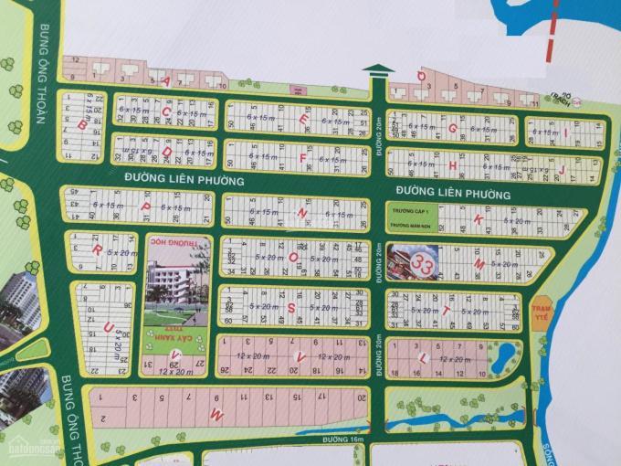 Bán đất nền dự án KDC Sở Văn Hóa Thông Tin, đường Liên Phường, sổ đỏ, giá rẻ tháng 7/2021 ảnh 0