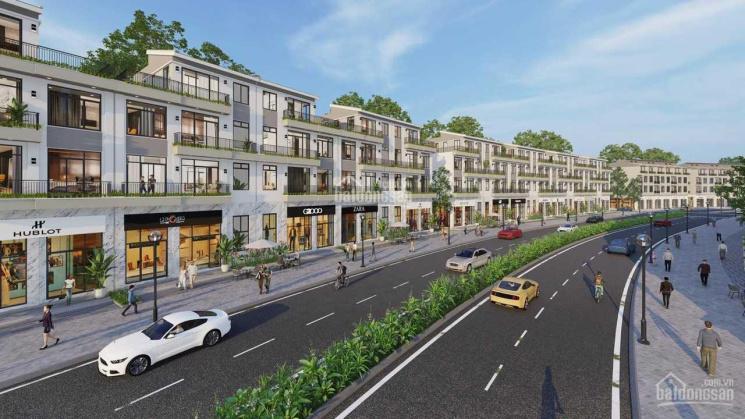 Bán nhà phố kinh doanh trên mặt đại lộ Lê Duẩn dự án EcoRiver Hải Dương. LH 0899866266 ảnh 0