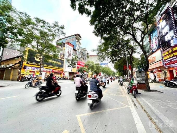 Cực kỳ hiếm: Bán nhà 4 tầng mặt phố Ô Chợ Dừa, quận Đống Đa. KD sầm uất, giá chỉ 4.9 tỷ ảnh 0