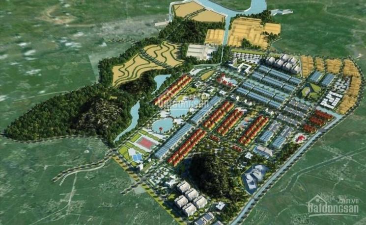 Bán lô 110m2 giá 1.3 tỷ khu dân cư Phú Thứ Kinh môn Hải Dương đối diện hồ điều hòa ảnh 0