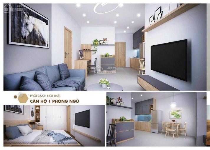 Chỉ với 200 triệu sở hữu căn hộ trung tâm TP Thuận An Bình Dương - tặng nội thất cao cấp - SHR ảnh 0