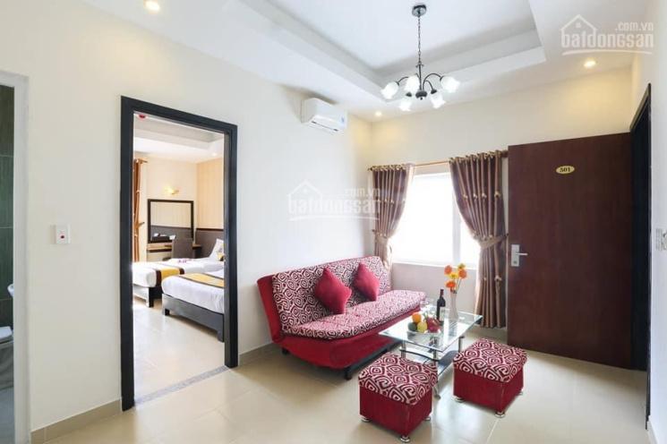 Bán khách sạn 6,5 tầng mặt tiền đường Hồ Nghinh có 14 phòng KS + 3 căn hộ ảnh 0