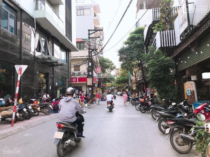 Bán nhà riêng 35m2 x 4 tầng Mỗ Lao Hà Đông xây đẹp, kiên cố trước nhà thoáng xanh mát dân trí cao ảnh 0