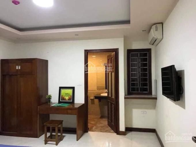 Cho thuê nhà ngõ 93 Đội Cấn - Ba Đình 4 tầng 3PN full đồ LH: 0866173332 ảnh 0