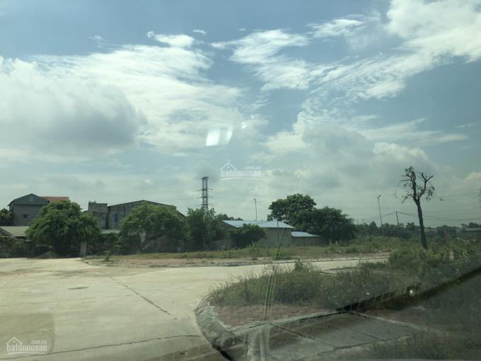 Bán nhanh lô góc 2 mặt tiền 88m2 khu đất đấu giá Hồng Tiến, nhìn công viên, cạnh đường 47m ảnh 0