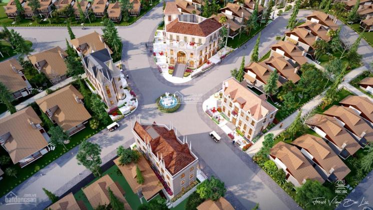 Căn hộ resorts làng Pháp Bảo Lộc ảnh 0
