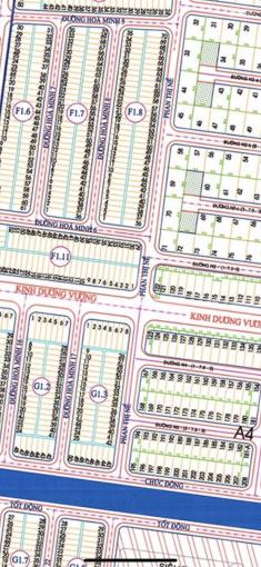 Bán biệt thự ngang 9m bằng giá đất mặt tiền Kinh Dương Vương ảnh 0