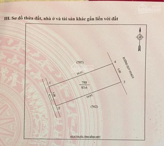 Lô đất đẹp khó tìm, đường thông 7m. Hưng Lộc, Tp. Vinh, gần trung tâm ảnh 0