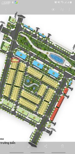 Bán 4 căn góc Shophouse hàng ngoại giao vị trí siêu vip tại quảng trường biển Sầm Sơn 0869 868 992 ảnh 0