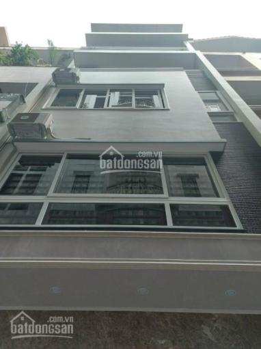 Cho thuê nhà riêng Nguyễn Khánh Toàn, phường Quan Hoa, DT 90m2*6 tầng, thang máy giá 25tr ảnh 0