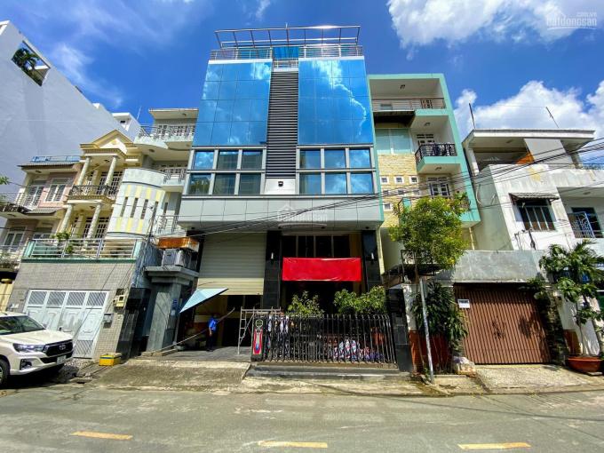Bán tòa nhà văn phòng mặt tiền Lam Sơn, Tân Bình 1 hầm 7 tầng 10.5x25m ảnh 0