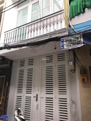Nhà thuận tiện kinh doanh và ở đường Vĩnh Khánh, giá 13tr/tháng 1 trệt 2 lầu - 2PN/2WC thoáng mát ảnh 0