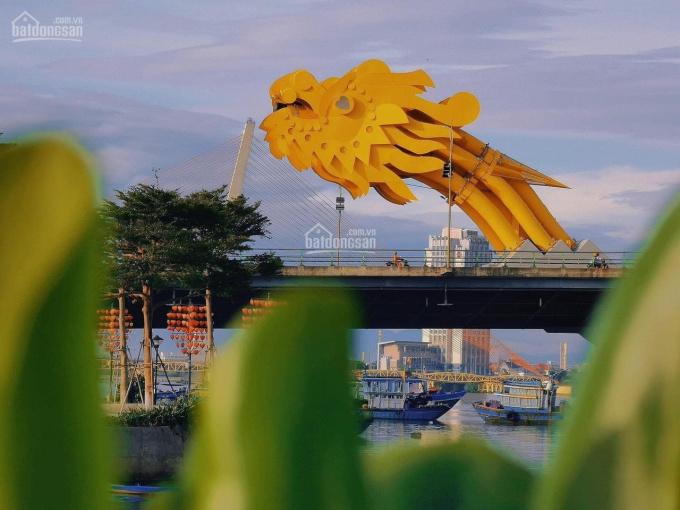 Bán đất MT Hà Thị Thân, gần cầu Rồng và sông Hàn, khu trung tâm quận Sơn Trà ảnh 0